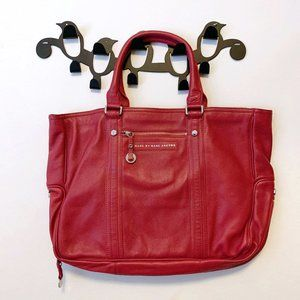 MARC BY MARC JACOBS Large Leather Tote Bag
